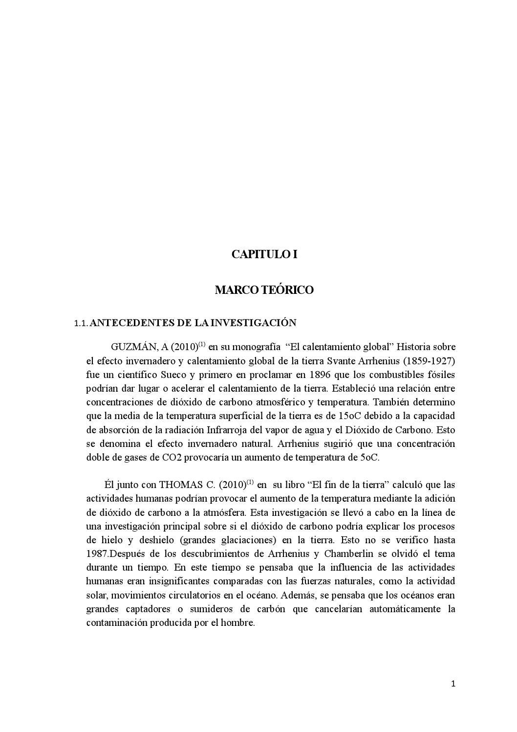 Monografia del calentamiento global parte 2 by Cgr07 - issuu