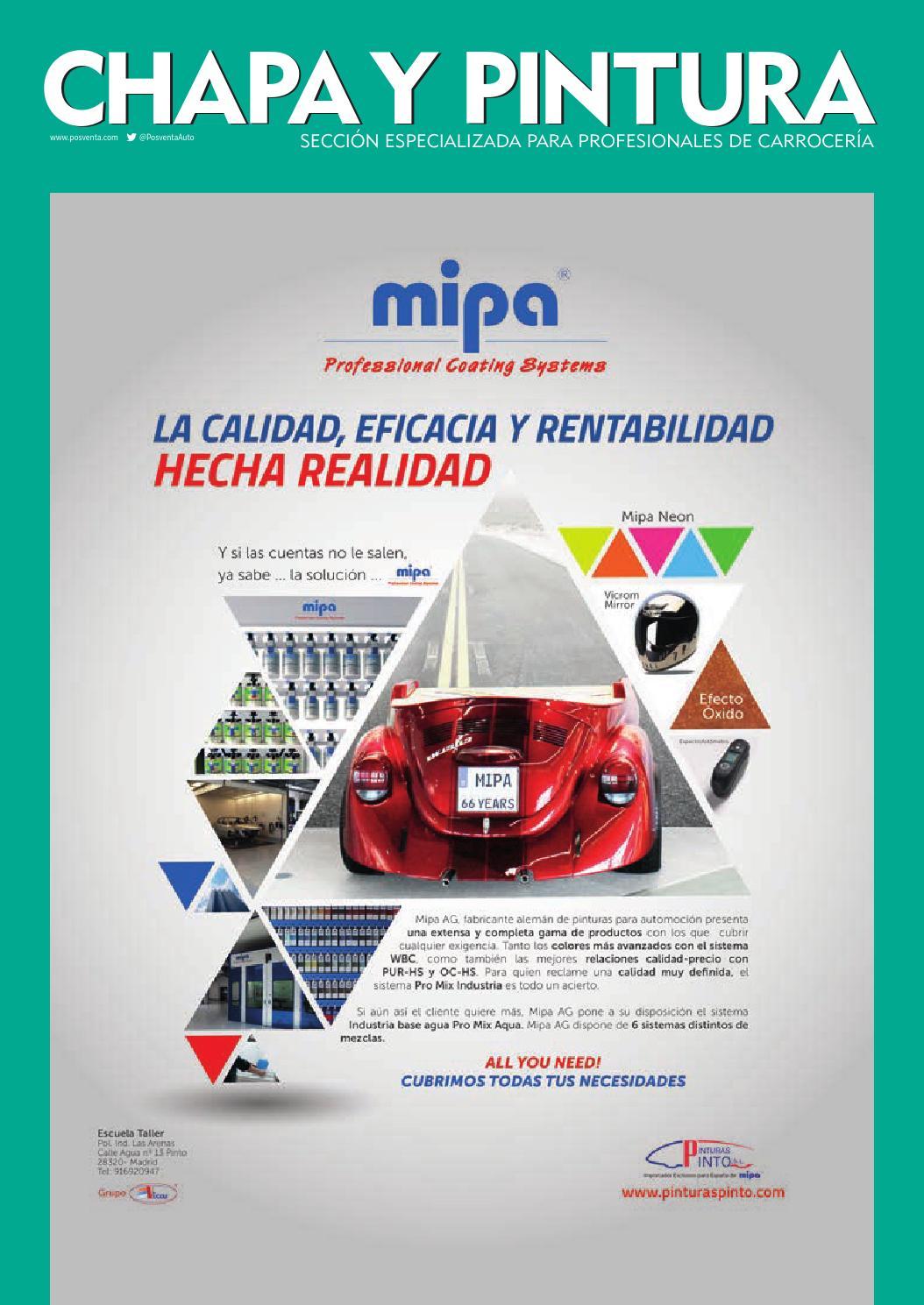 Chapa y Pintura - nº 397 by Digital Newspapers S.L. - issuu