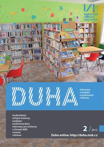 Duha 2 2015 by Moravská zemská knihovna v Brně - issuu ac25d2d3ec