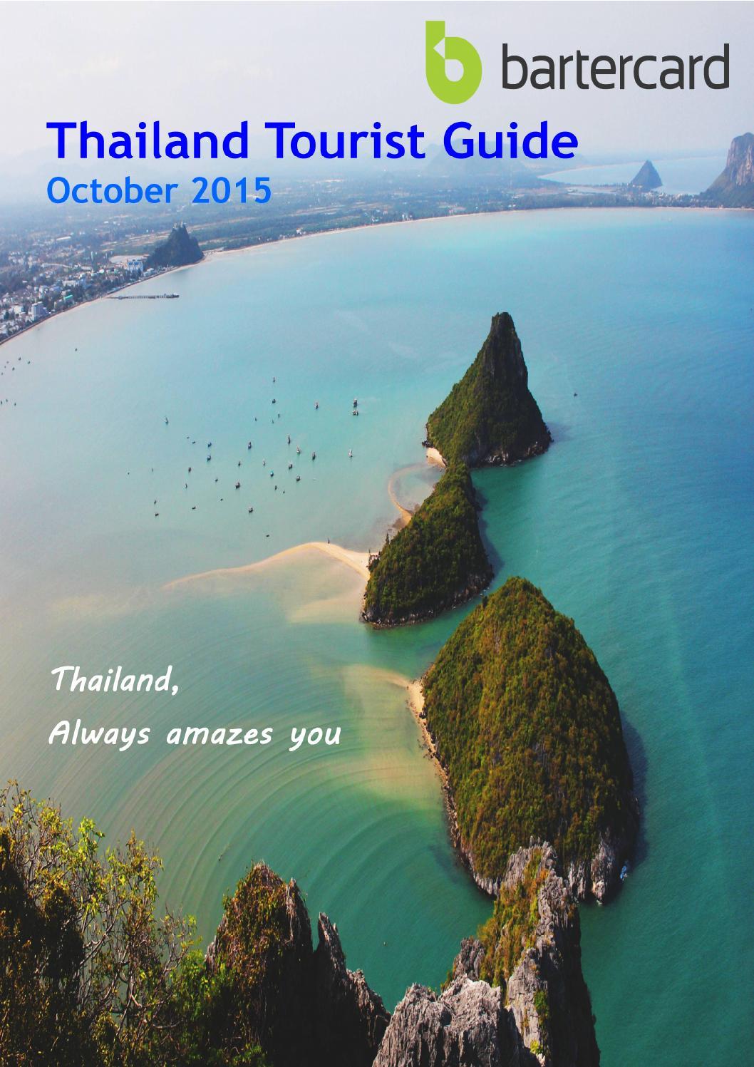 bartercard tourist guide