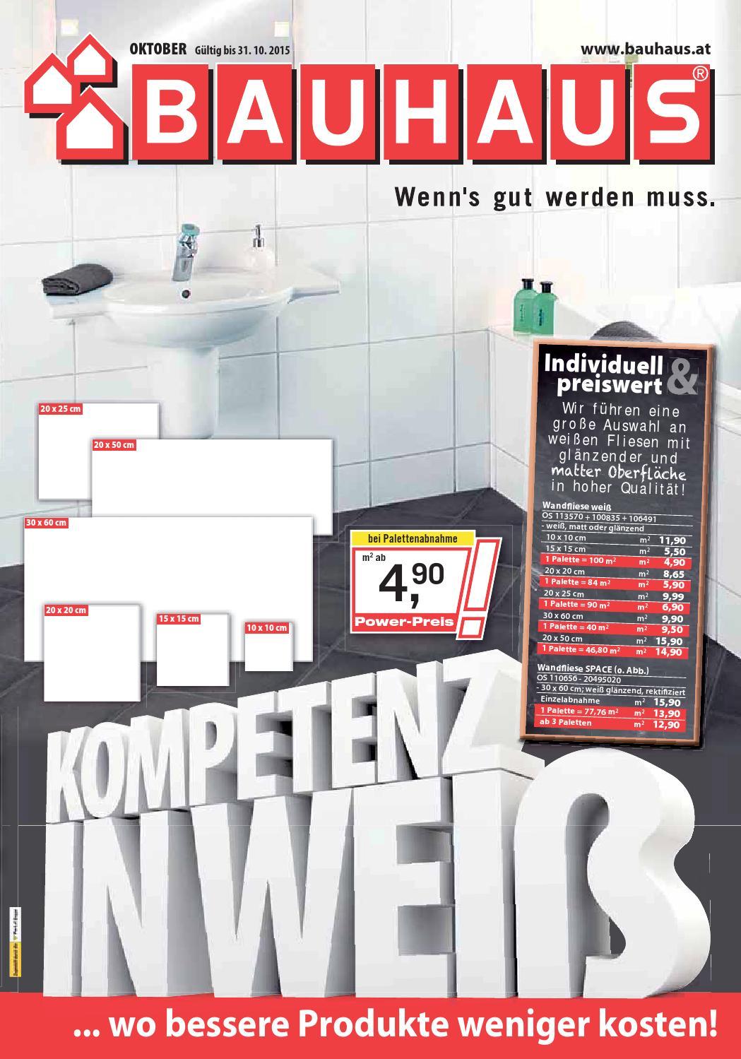 Bauhaus Angebote 2 31oktober2015 By Promoangeboteat Issuu