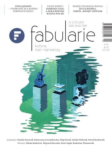 5420c872aad2c2 Fabularie 2/2015 by Fabularie - issuu