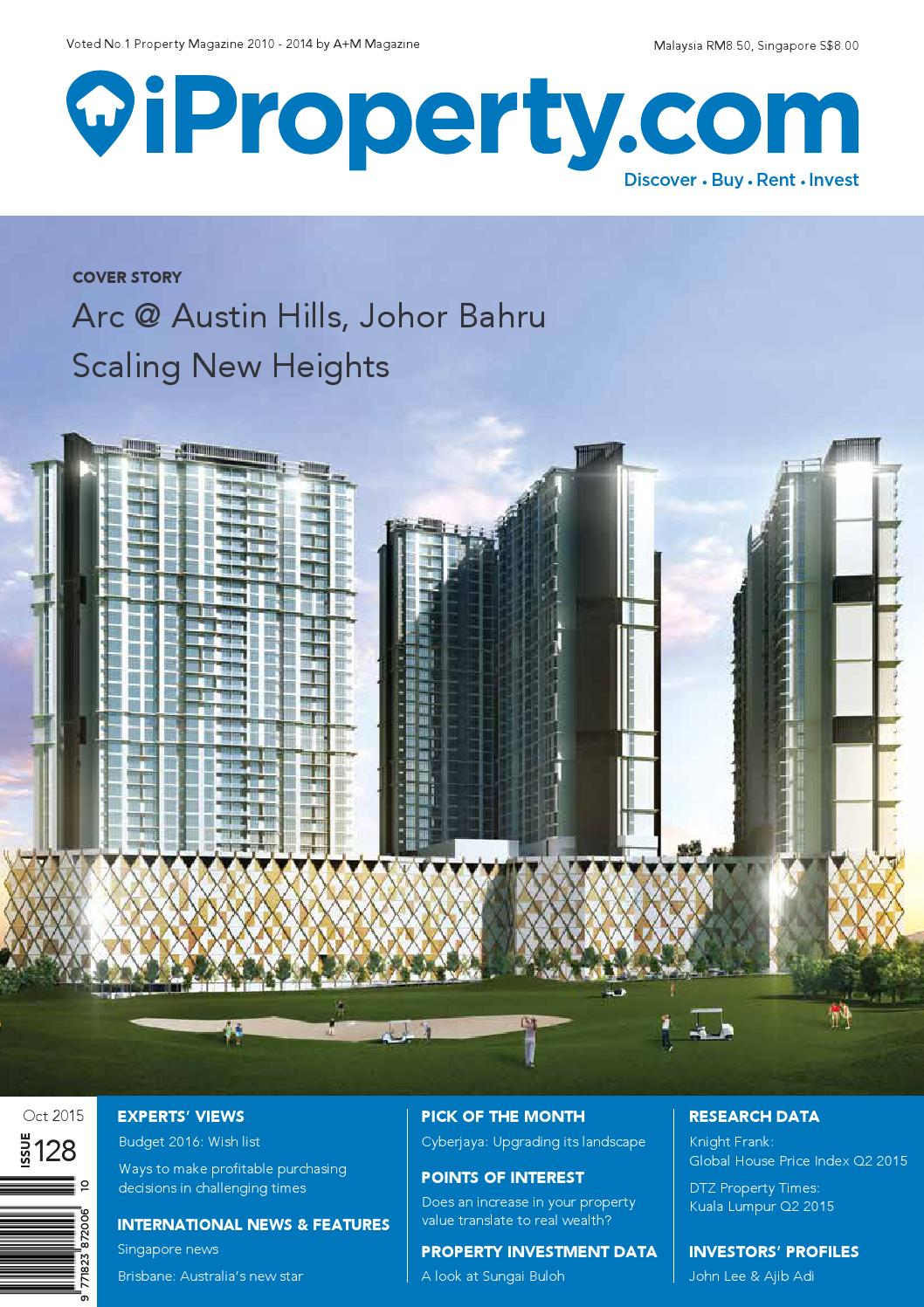 iProperty com Issue 128 (October 2015) by iproperty com - issuu
