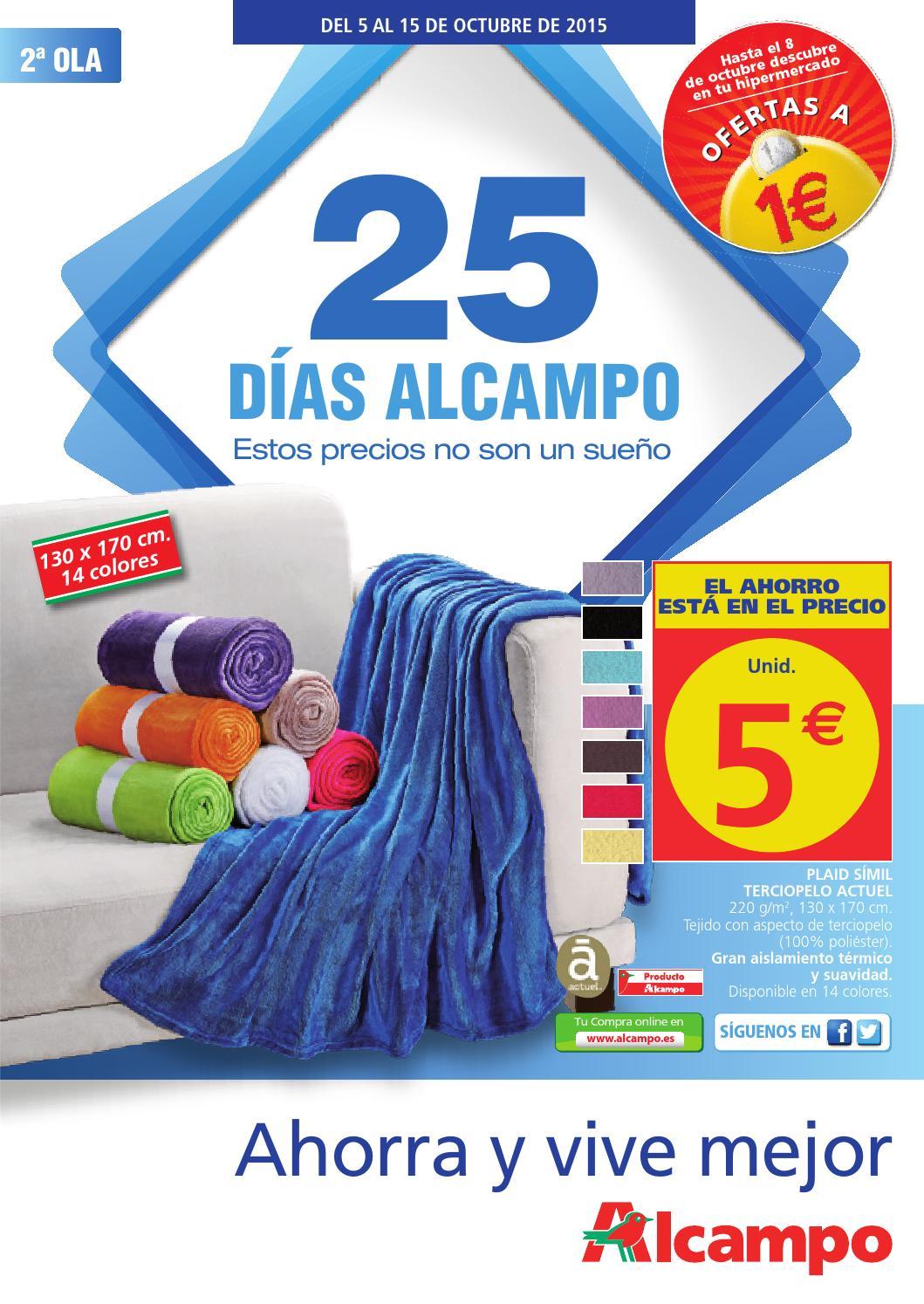 Alcampo Catalogo 17 26octubre2014 By Catalogopromociones Com Issuu ~ Pinzas Sujeta Sabanas Carrefour