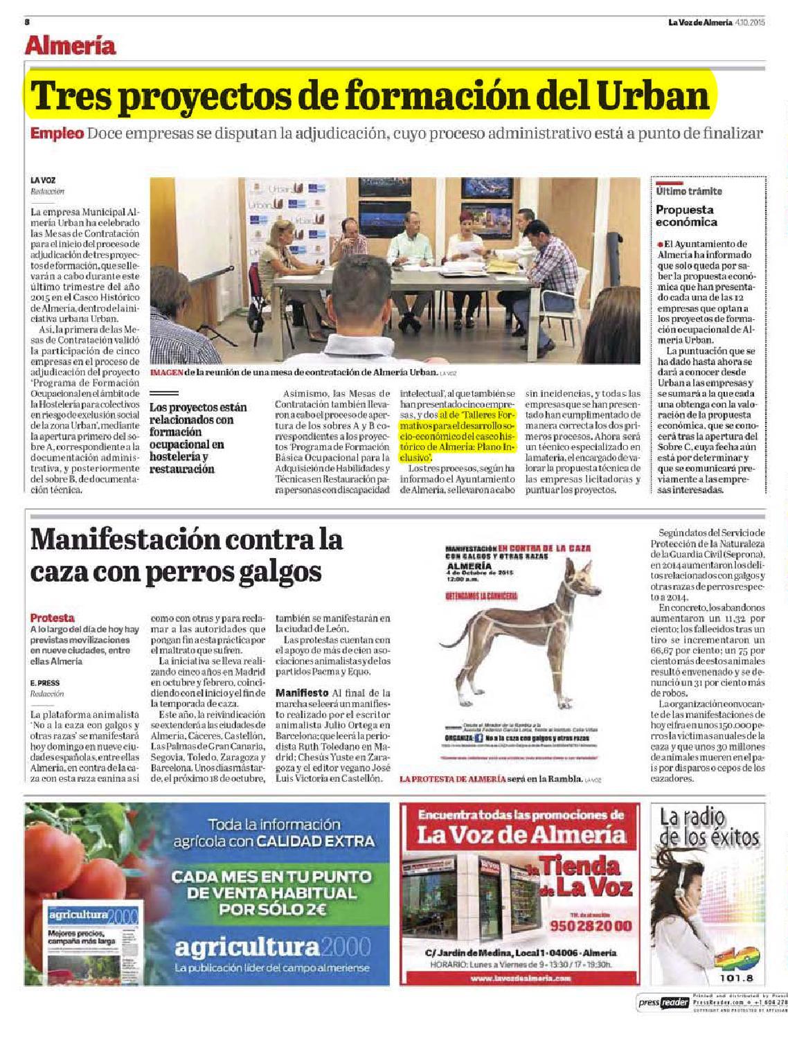 Dossier prensa discapacidad 3 5 octubre by Asociación Verdiblanca ...