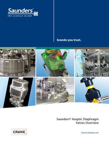 Saunders aseptic diaphragm valves overview eriks by eriks nederland brands you trust saunders aseptic diaphragm valves ccuart Image collections