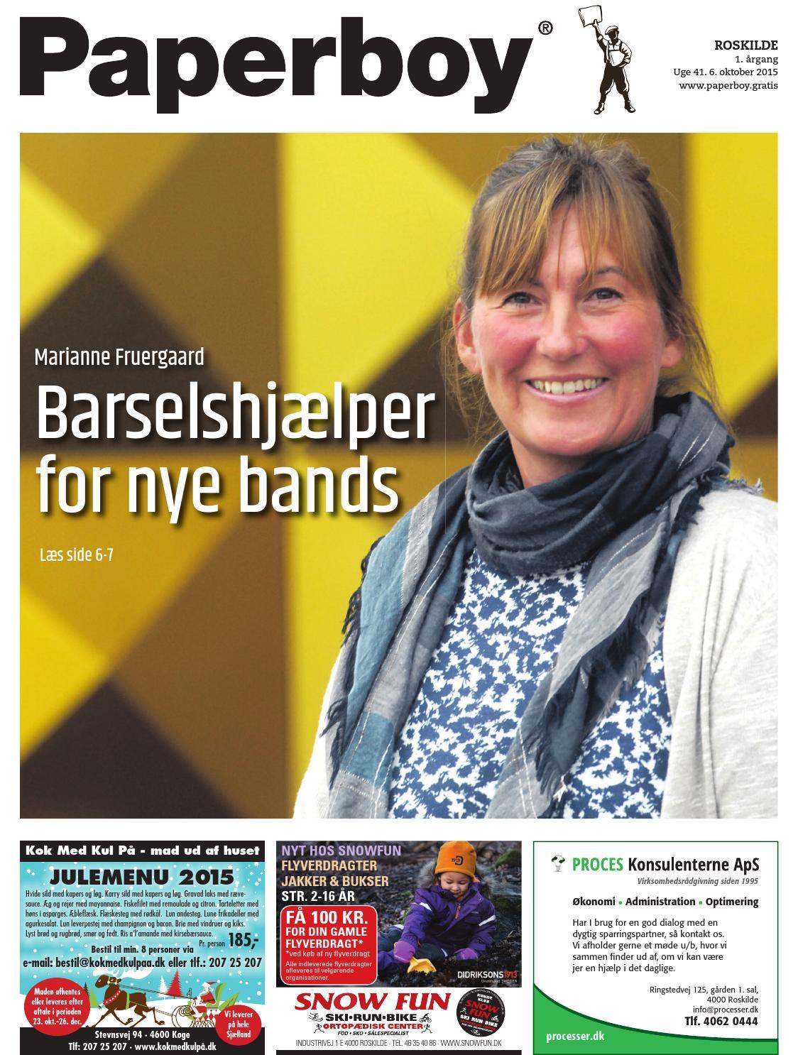 Inde i Bladet TILMELD DIG PÅ INFO@SOLKYSTEN.