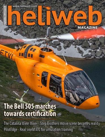 Heliweb Magazine - September 2015 by Collective Magazine - issuu