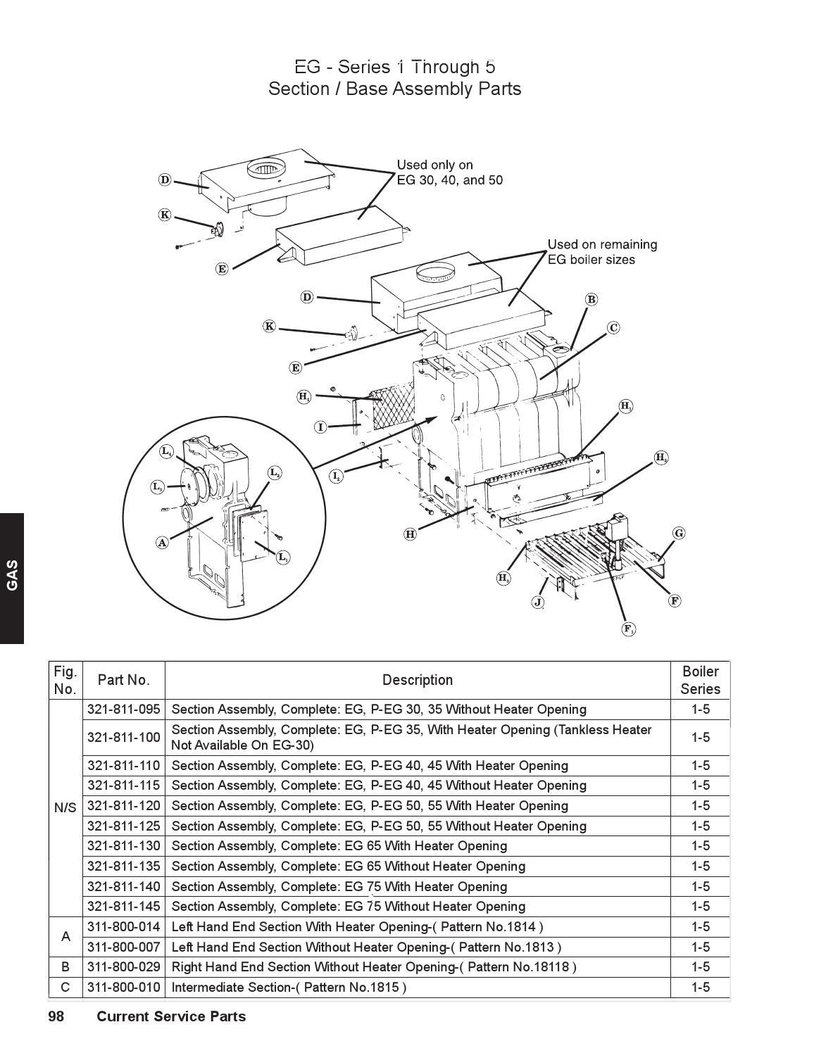 Großartig Gaskessel Weil Mclain Bilder - Schaltplan Serie Circuit ...