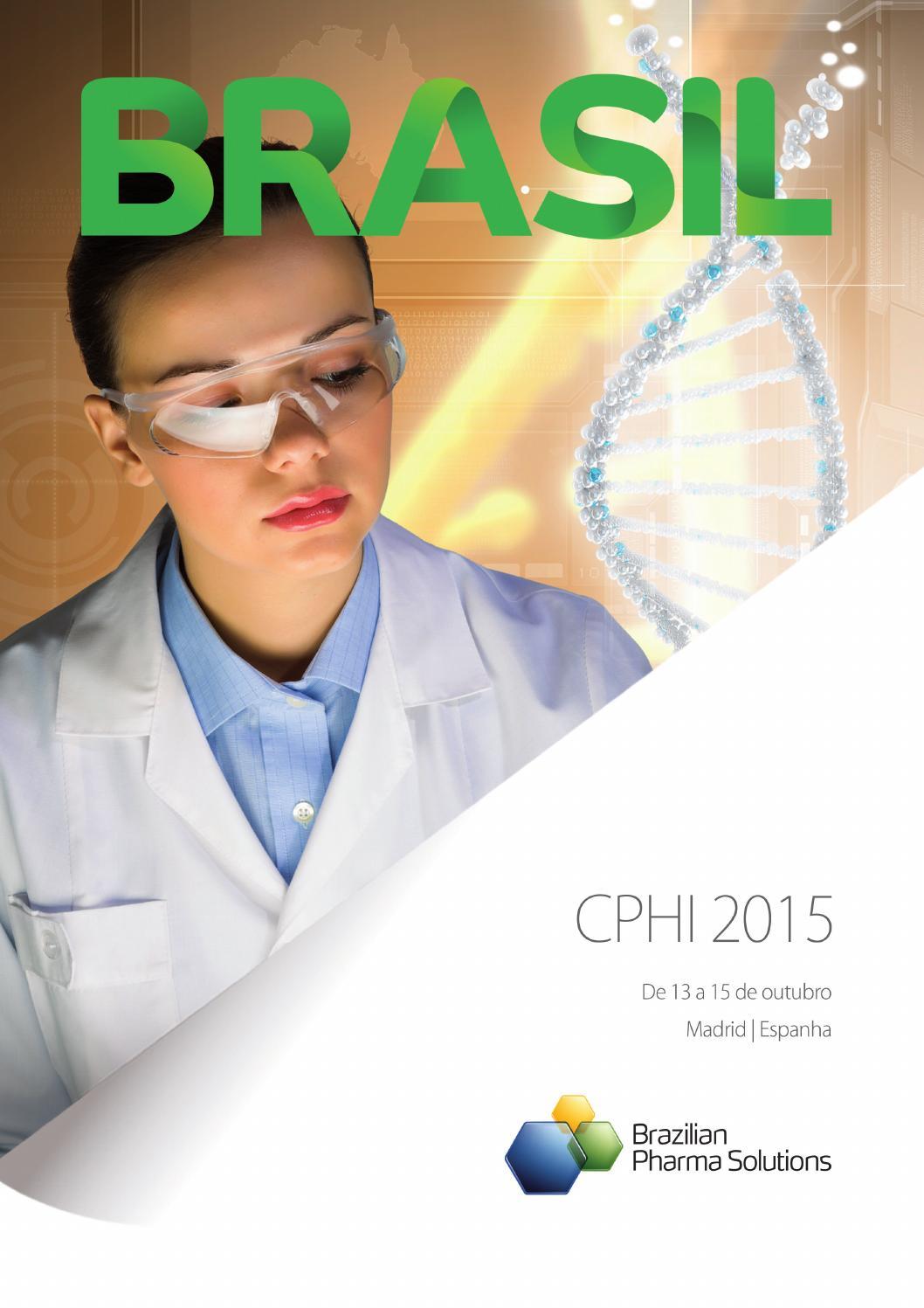 Cphi 2015 Brasil By Inboulmktdigital Issuu