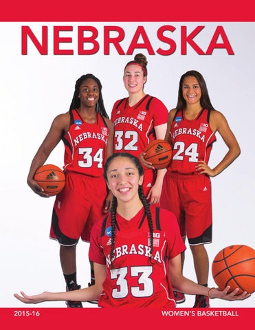 64f381142 2015-16 Nebraska Women s Basketball Guide by Matt Smith - issuu