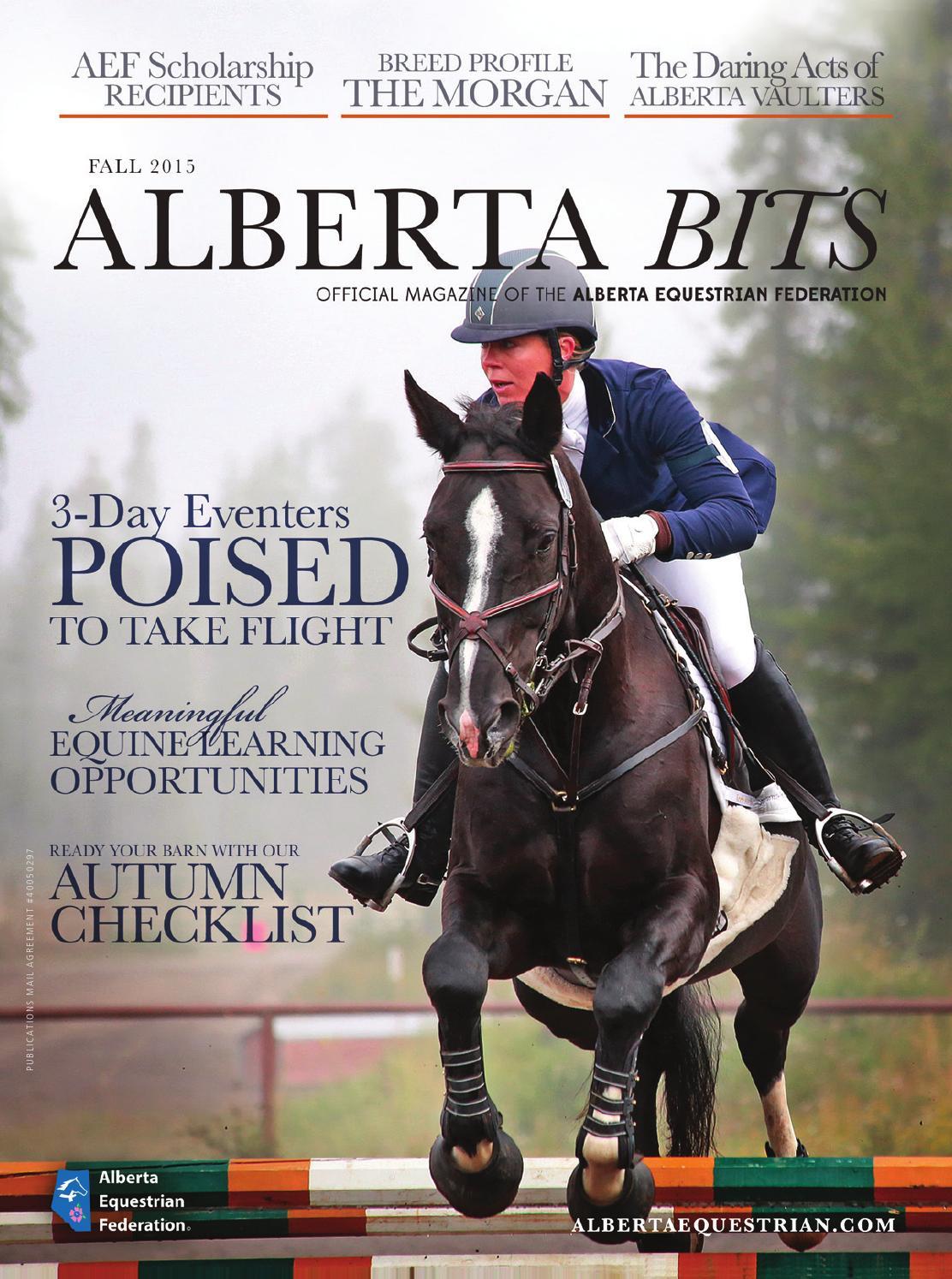 Alberta Bits - Fall 2015
