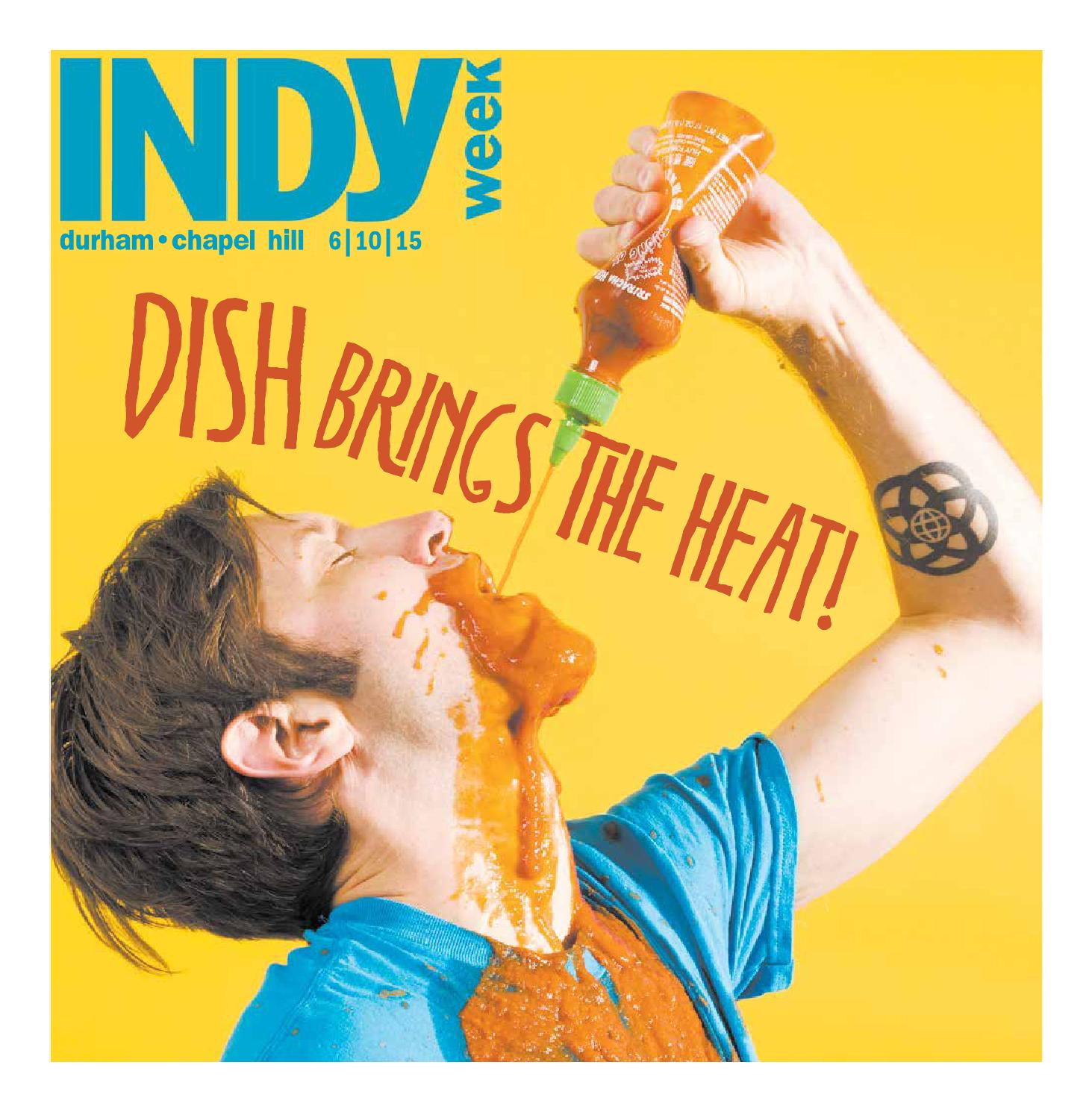 Indy Week 6 10 15 Issue By Issuu Rodeo Bundling