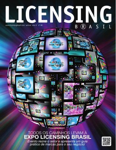 Revista Licensing Brasil  46 by EP Grupo – Agência de Conteúdo - issuu 1794add88e