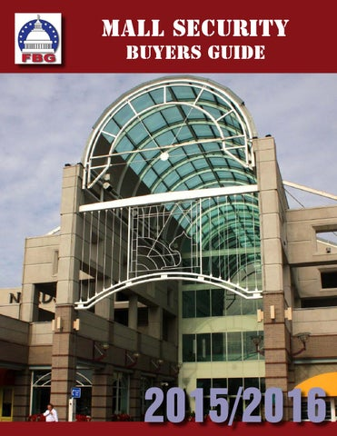 mall security buyers guide