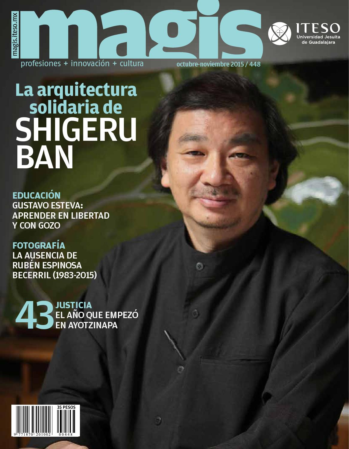 Magis 448 by Revista Magis - issuu
