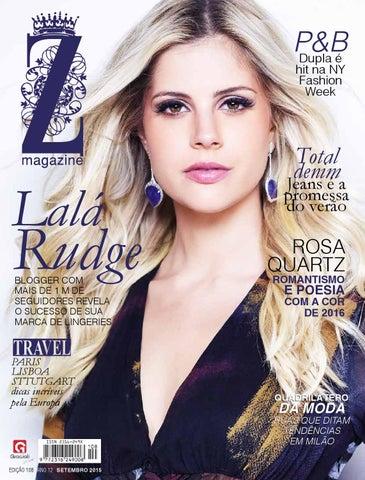 9d2f951cb Z Magazine - ed108 - Setembro 2015 by Z Magazine - issuu