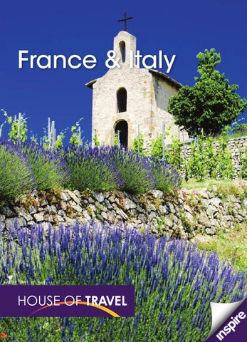france italy brochure 2018 by house of travel issuu