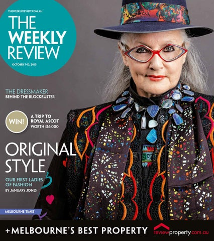 ba62934c883 The Weekly Review Melbourne Times by The Weekly Review - issuu
