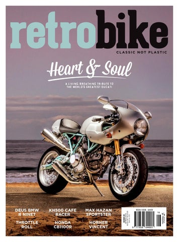 Issue#20 2015 by Retrobike Official - issuu