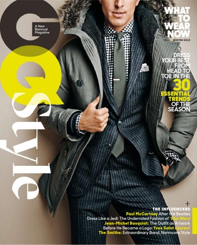 0ef82679ab Gq style fall winter 2015 uk by magazines - issuu
