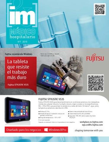 IM Médico Hospitalario  7 by Grupo Edimicros - Publimas Digital - issuu 82f3a59b04f
