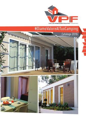 Catalogo case mobili vpf 2016 by vpf s r l issuu for Catalogo case