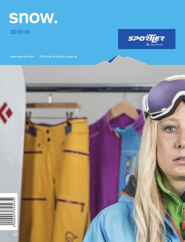 38bfa678b458 snow. 2015 16 by SPORTLER - issuu