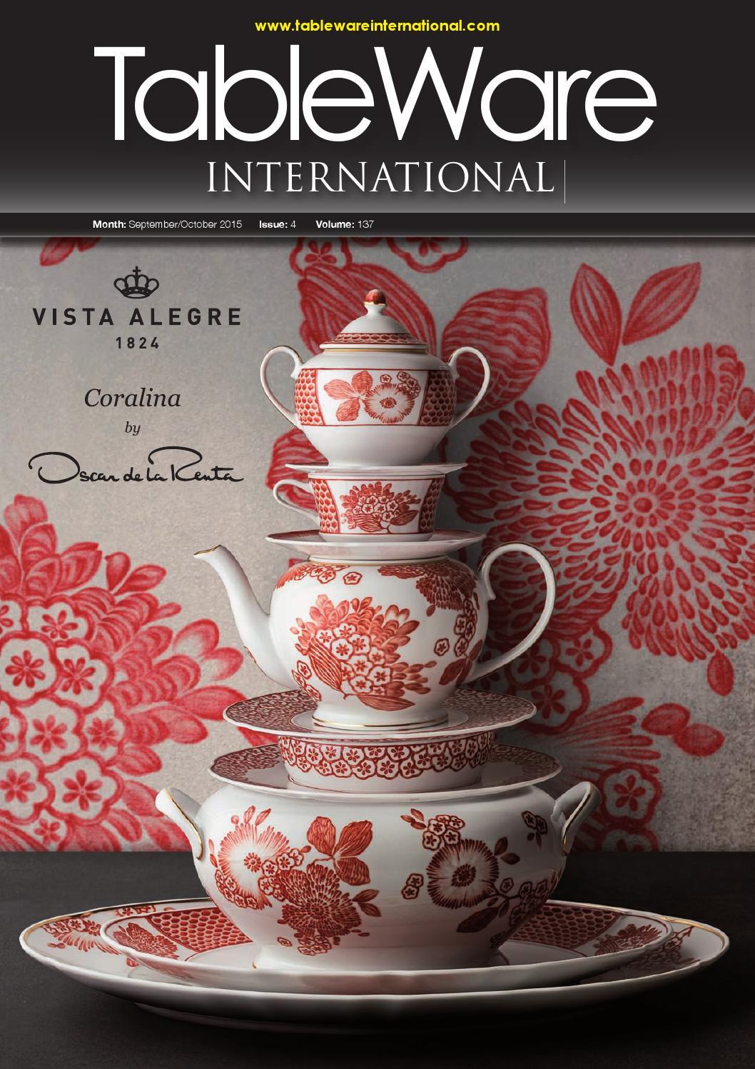 & Tableware International by Lema Publishing - issuu