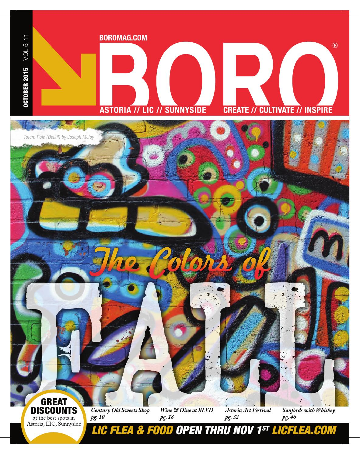 Boro Mag By Julian Lesser Issuu