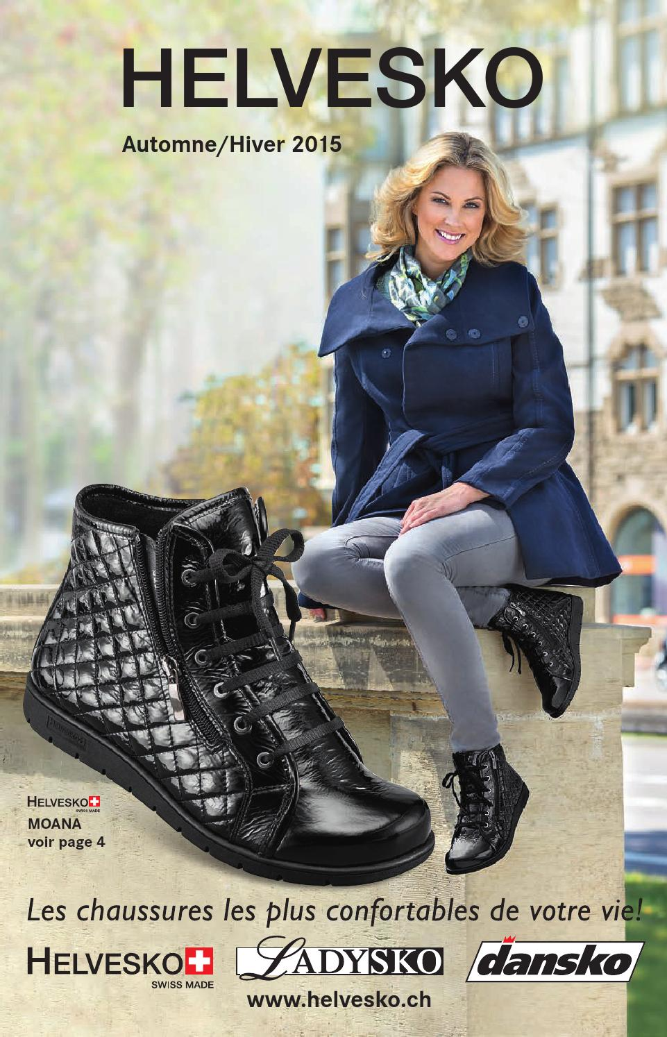 HELVESKO SA – Catalogue AutomneHiver 2015 by Suxesiv AG issuu