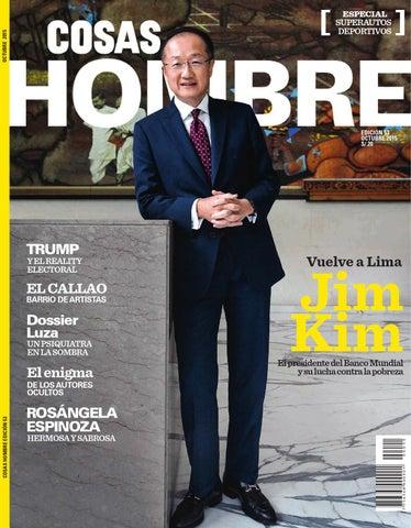 Cosas HOMBRE - Edición 53 by Revista COSAS Perú - issuu 43adf26b925