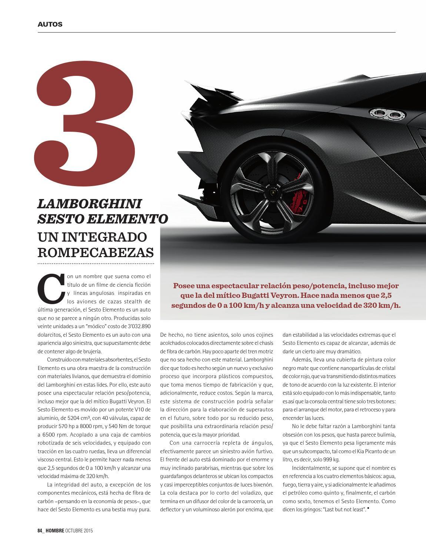 Cosas Hombre Edicion 53 By Revista Cosas Peru Issuu
