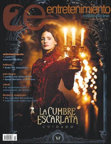 super popular 78bb4 f9d93 Revista Entretenimiento Cable   Cine by Revista Entretenimiento ...