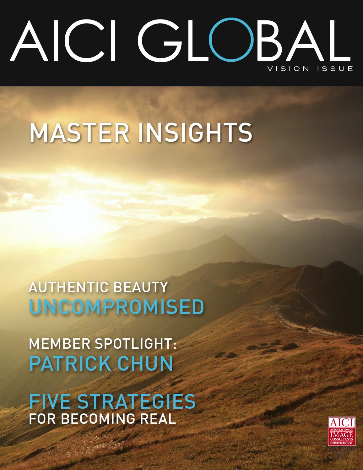 AICI Global October 2015 by Association of Image Consultants ...