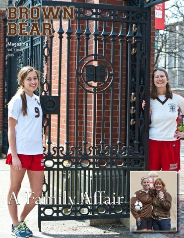 Brown Bear Magazine - Fall Issue by Brown Advancement - issuu 27c43a187e4
