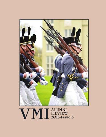 Aumni Review 2015 Issue 3 by VMI Alumni Agencies - issuu 0a75931bf709
