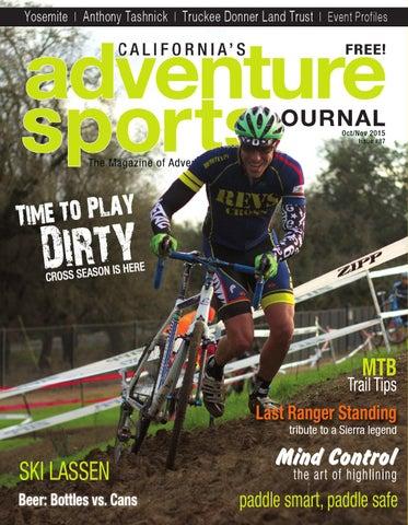 6198d15619 Adventure Sports Journal    Oct Nov 2015    Issue  87 by Adventure ...