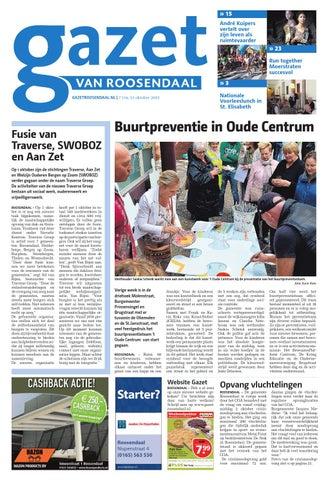 a494c864786 Gazet van Roosendaal week41 by Wegener - issuu