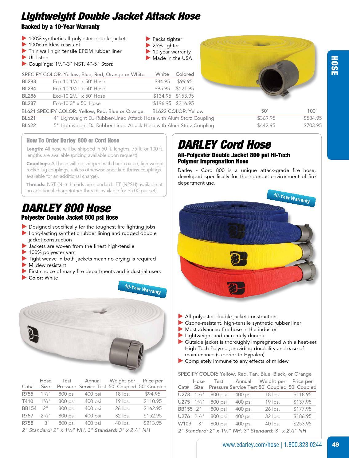 Darley Equipment Catalog #267 by W  S  Darley & Company - issuu
