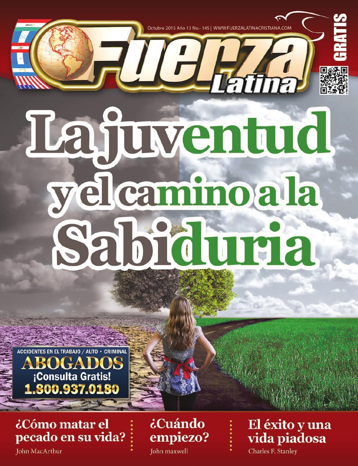 Fuerzalatina145 web by Fuerza Latina Revista - issuu