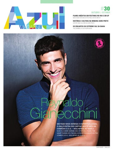 c52b1ea0a Azul Magazine | Edição 30 by Naiche - issuu