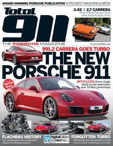 Total 911 Issue 132 2015 Uk By Magazines   Issuu