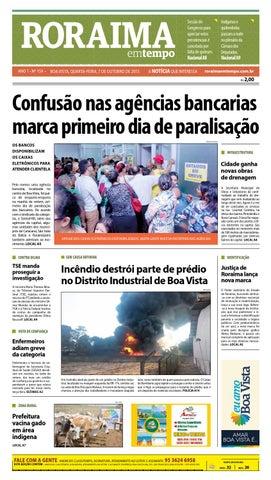 a3ec34de7 Jornal roraima em tempo – edição 159 – período de visualização ...