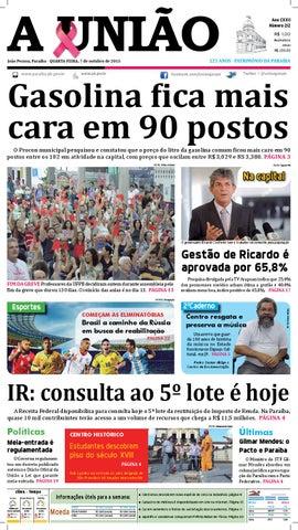 Jornal A União - 07 10 2015 by Jornal A União - issuu 17d7e1a50b6bc