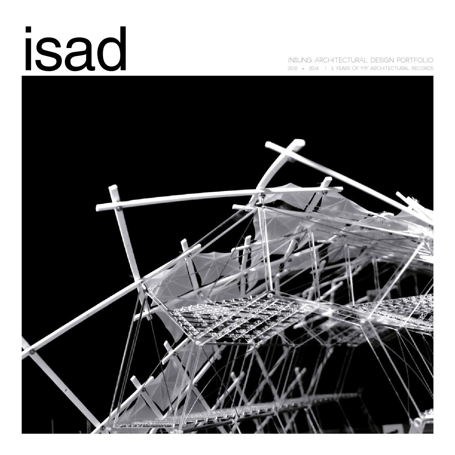 isad architecture portfolio by insung son