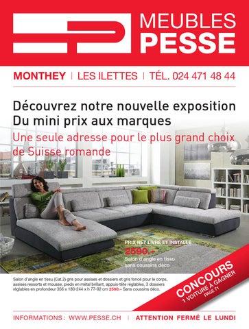 Pesse Automne 2015 By Edouard Boisset Issuu