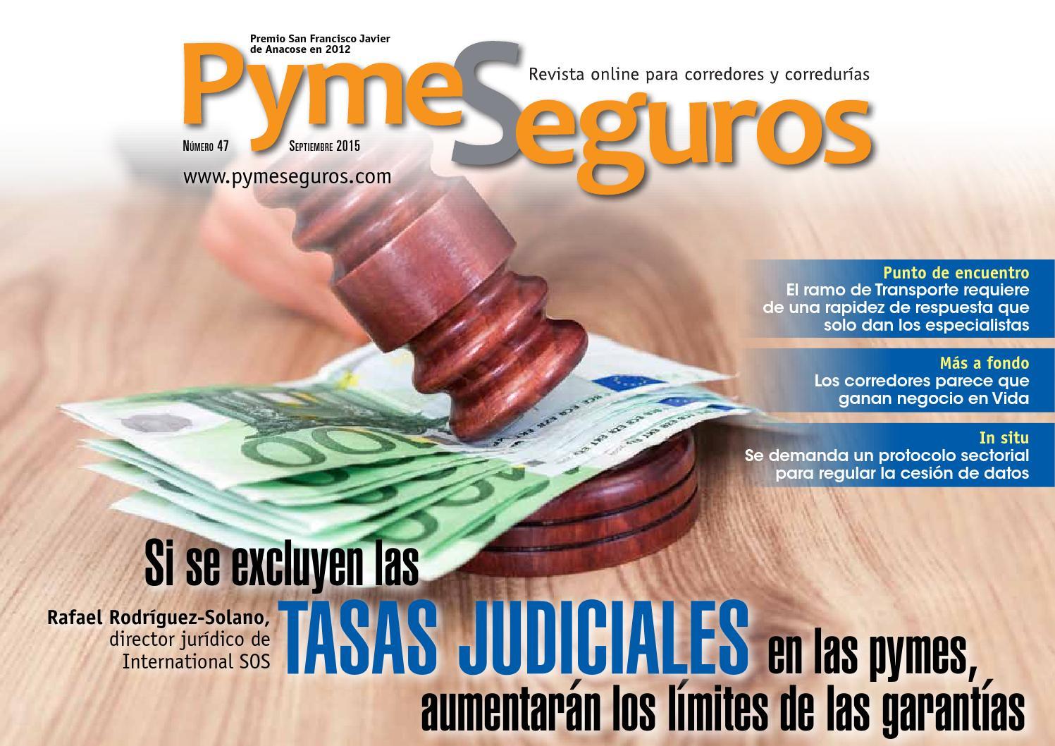 Pymeseguros n 47 by Carmen Peña - issuu