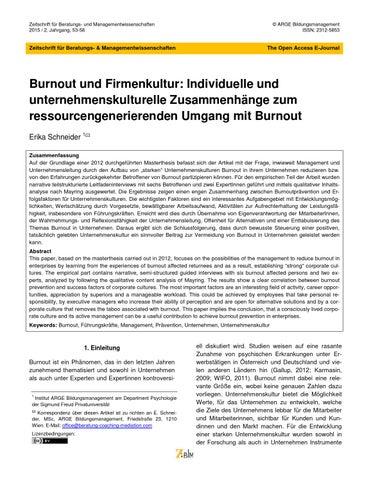 Erika schneider beratungswissenschaften 2015 2 by lpanholzer - issuu