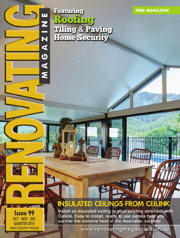 99 nsw by RenovatingMagazine - issuu
